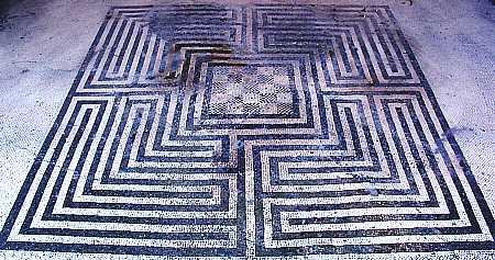 Labirinti e dedali for Disegni popolari della casa